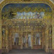 Décors de théâtre inédits: Exposition Louis Philippe à Versailles