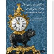 Décors, mobilier et objets d'art du musée du Louvre de Louis XIV à Marie-Antoinette