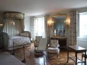 Le mobilier aux épis du Petit Trianon