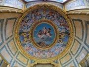 Le cabinet des bains du Château de Vaux-le-Vicomte.