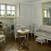 Le cabinet des glaces mouvantes du petit Trianon