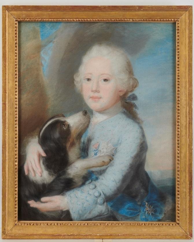 Cent portraits pour un siècle. De la cour à la ville sous les règnes de  Louis XV et Louis XVI. – Le Magazine de Proantic