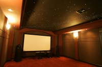 Wallmate High Tension Acoustical Wall System - Home Theaters