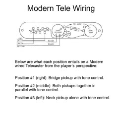 Telecaster Wiring Diagram Mods Rotary Phase Converter Vintage Versus Modern - Proaudioland Musician News