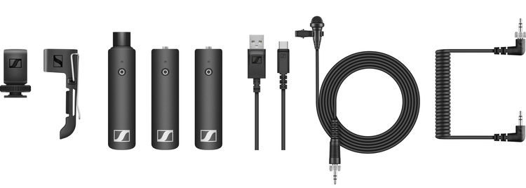 Sennheiser presenta la nuova Serie XS Wireless Digital