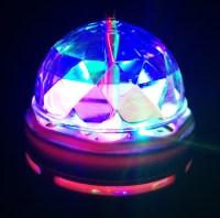 LED Disco Party Light Bulb