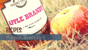 Drink Recipes made with Apple Brandy