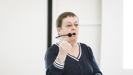 Ordförande Christina Tallberg 1