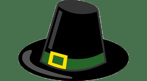pilgrim hat thanksgiving quiz