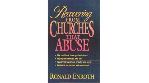 Recovering From Churches That Abuse banner