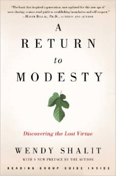 A Return to Modesty