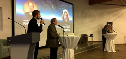 Dr. Ray Bohlin Publicly Debates in Belarus