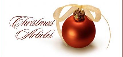 Probe Christmas Articles