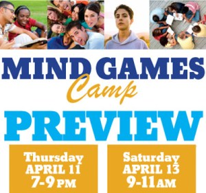 Mind Games Camp Preview