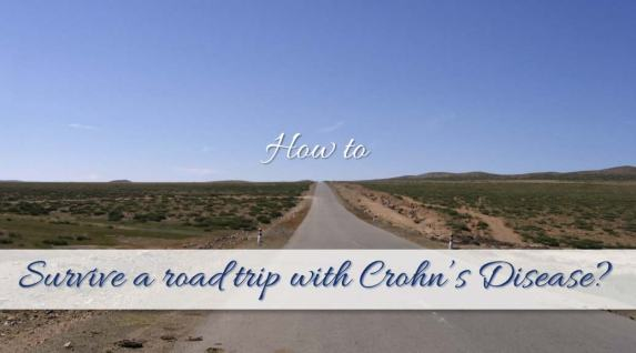 How to survive a road trip with Crohn's disease