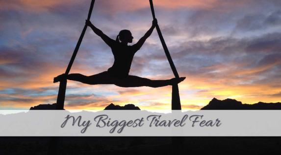 What is your biggest travel fear?