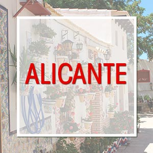 Travel to Alicante, Spain