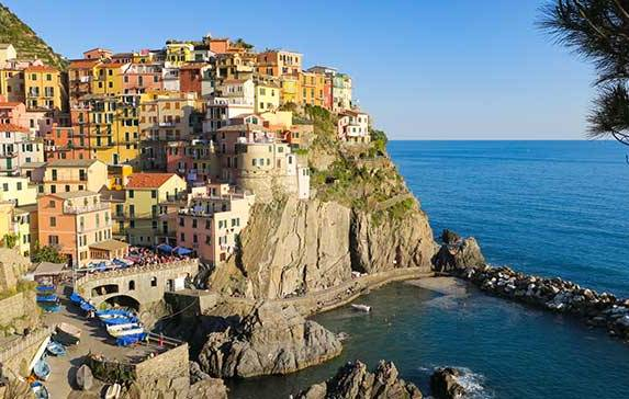How to get to Cinque Terre Italy? Planes, Trains, and Automobiles