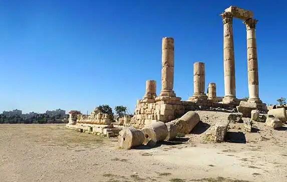 5 Stunning Roman Ruins in Jordan worth your visit