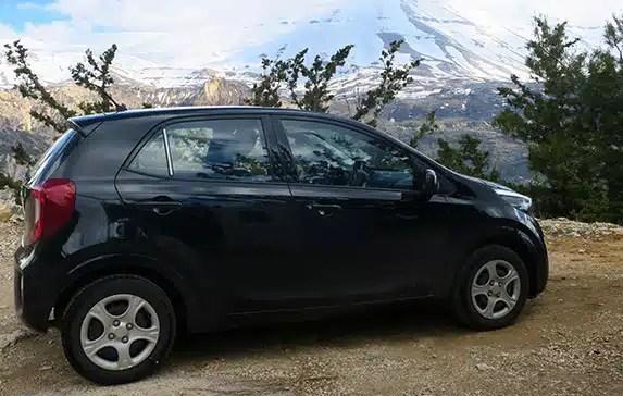 Rent a Car in Lebanon: Fantastic or Foolish Driving in Lebanon?