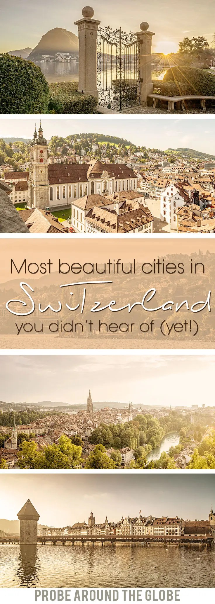 I share the most most beautiful places in Switzerland you cannot miss. I select the best cities in Switzerland to visit and the most scenic towns to stay in #switzerland #beautifulplaces #lugano #montreux #bern #stgallen #swisstowns Probe around the Globe