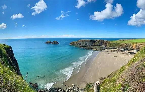 St. Davids to Trefin – Walking Pembrokeshire Coast Path