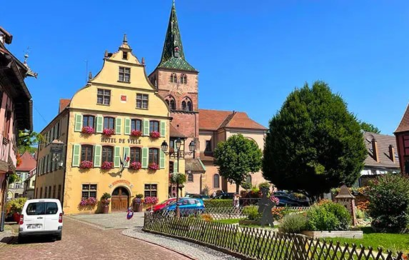 9 Must-see Alsace Villages and Towns that actually are worth your time