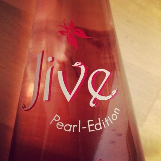 Jive - fruchtige Pearl Edition Jive Pearl-Edition Schriftzug - Probenqueen