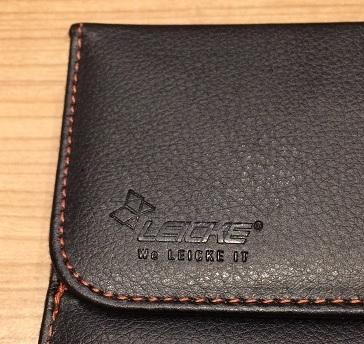 Sharon Tablet Hülle für Samsung mit Tastatur Leicke Logo Probenqueen