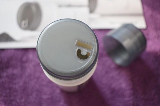 Dermalogica Daily Superfoliant Öffnung Probenqueen