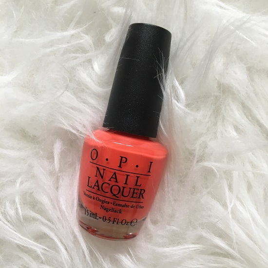 Grazia for Pinkbox OPI-Nagellack-Probenqueen