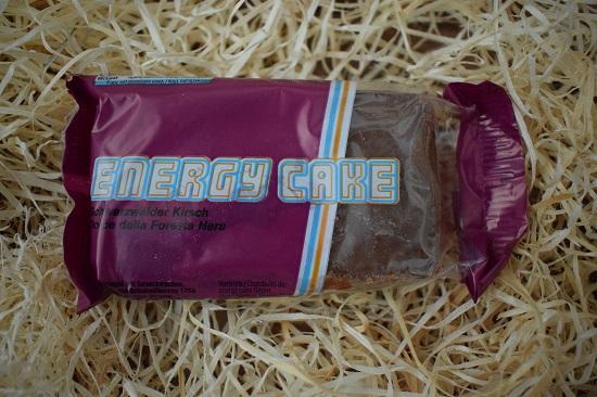Brandnooz Box Jubelmonat Juli 2017 Energy Cake Probenqueen