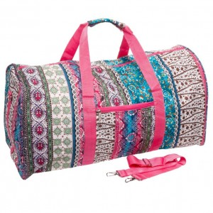 7. Travel Cheer Gym Duffel Bag