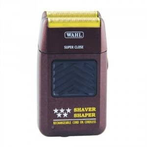 7. Wahl Professional 8061 5-star Series Rechargeable Shaver