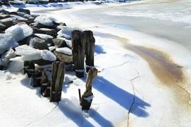 Winter 09 Eis Gager Insel Ruegen