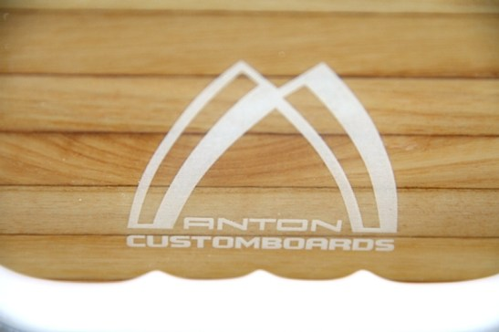 Sven Anton Custom KiteBoards 2012 Casino 12