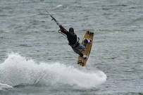 Anton Custom KiteBoard Bullet clear wood Proto 24