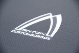 Anton Custom Kiteboard Bullet Carbon 05