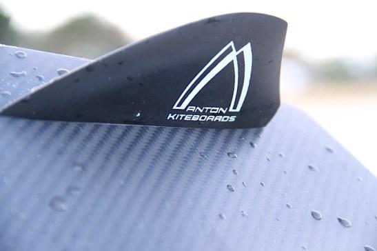 Anton Custom Kiteboard Bullet Carbon 12