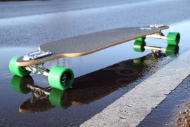 Atom Longboard drop through 02