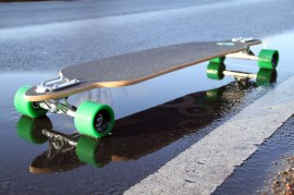 Atom Longboard drop through 02