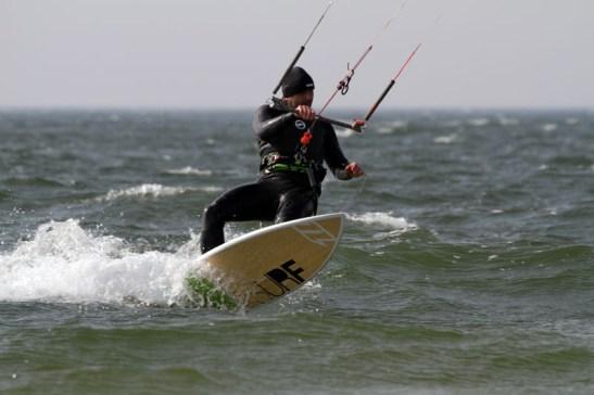 Kitesurfen Insel Ruegen Ostsee 01
