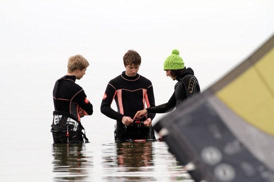 Kitesurfen Insel Ruegen Safety Training 01
