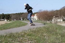 Longboarden Ruegen 06
