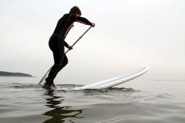 Stand up Paddle Ruegen 05