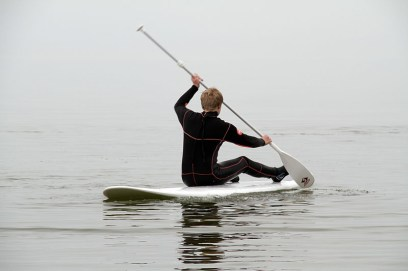 Stand up Paddle Ruegen 07