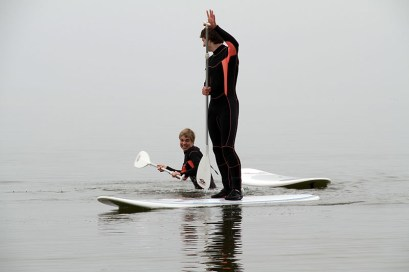 Stand up Paddle Ruegen 08