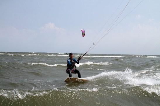 Kitesurfen Ostsee Ruegen 09