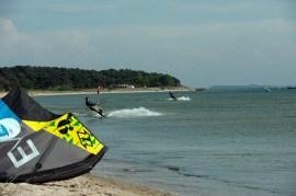Kitesurfen Ruegen Flachwasser 13