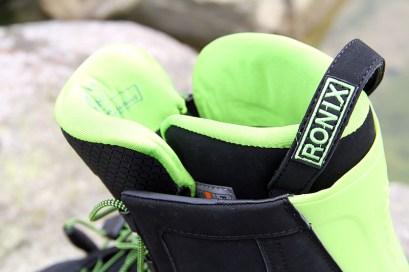 North Kiteboarding Ronix Frank Boot 2012 11